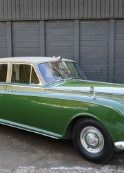 Ex Duke of Kent 1963 Rolls-Royce Phantom V