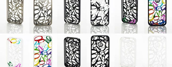 Limited Edition iPhone 4 Titanium Case from Franck Muller