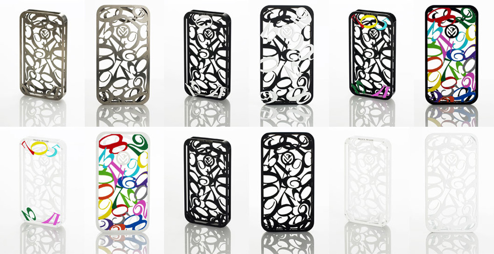 Franck Muller's iPhone 4 Titanium Case