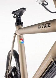 Grace Pro Race - e-bike