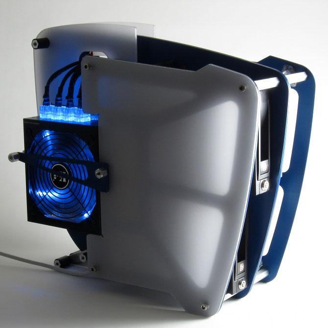 Hammerhead HMR989 PC Case Mod