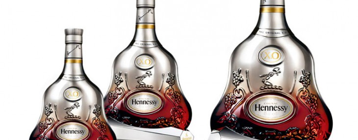 Limited Edition Hennessy Odyssey XO and VSOP Helios Cognacs