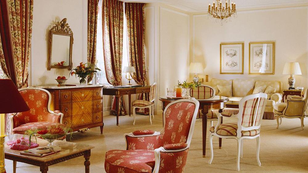 Paris Hotel Le Bristol