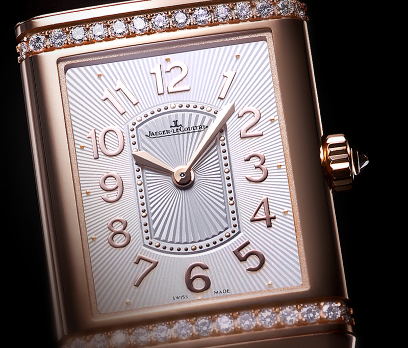 Jaeger-LeCoultre Unveil the New Grande Reverso Lady Ultra Thin Watch