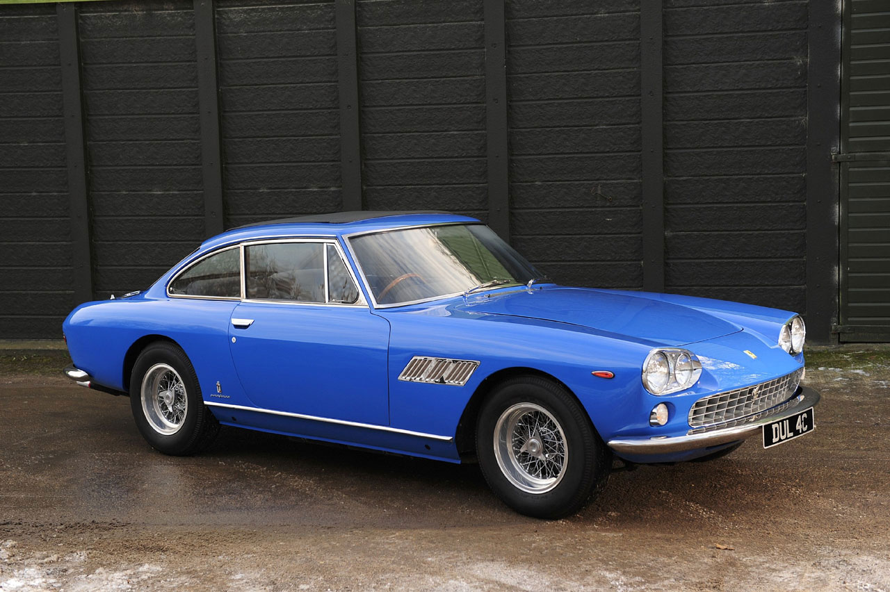 John Lennon's Ferrari 330 GT to Sell at Bonhams