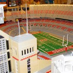 LEGO Hobbyist Create Ohio Stadium With Over 1 Million Blocks