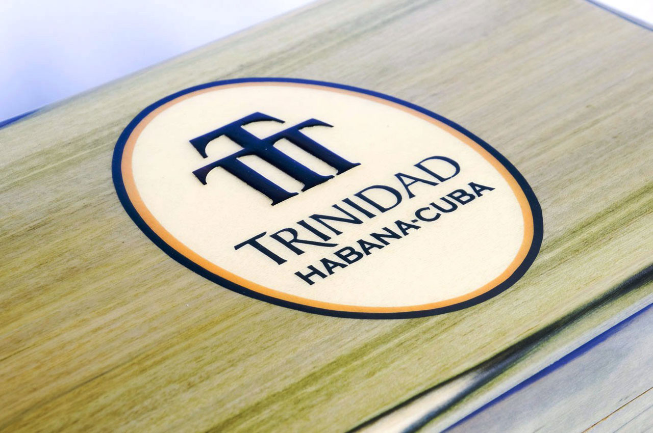 Limited Edition Trinidad 40th Anniversary Cigar Humidor