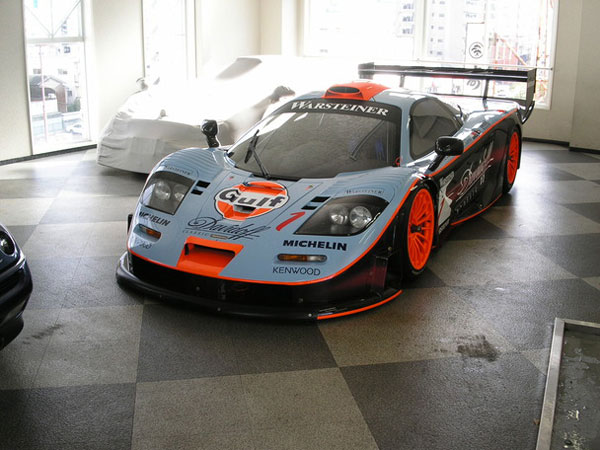 The Last-ever Built McLaren F1 GTR Longtail For Sale