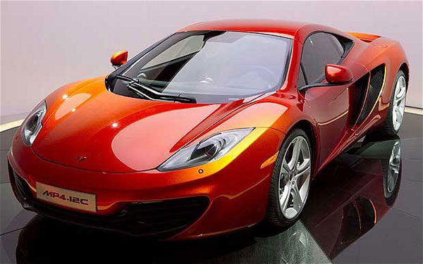 McLaren MP4-12C Price Revealed – $229,000