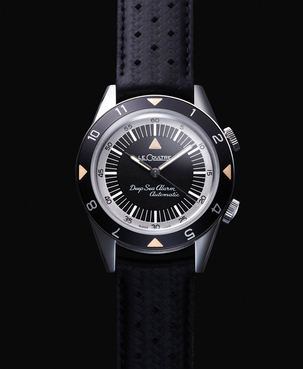 Jaeger-LeCoultre Memovox Tribute to Deep Sea Watch US Version