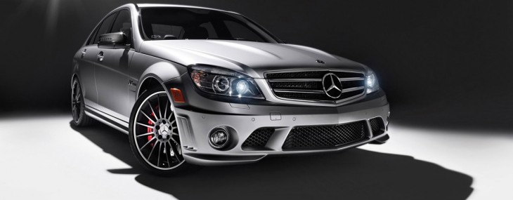 Mercedes-Benz C63 AMG Affalterbach Edition Exclusive for Canadian Markets