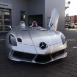 Limited Edition Mercedes-Benz SLR McLaren Stirling Moss for Sale in Miami