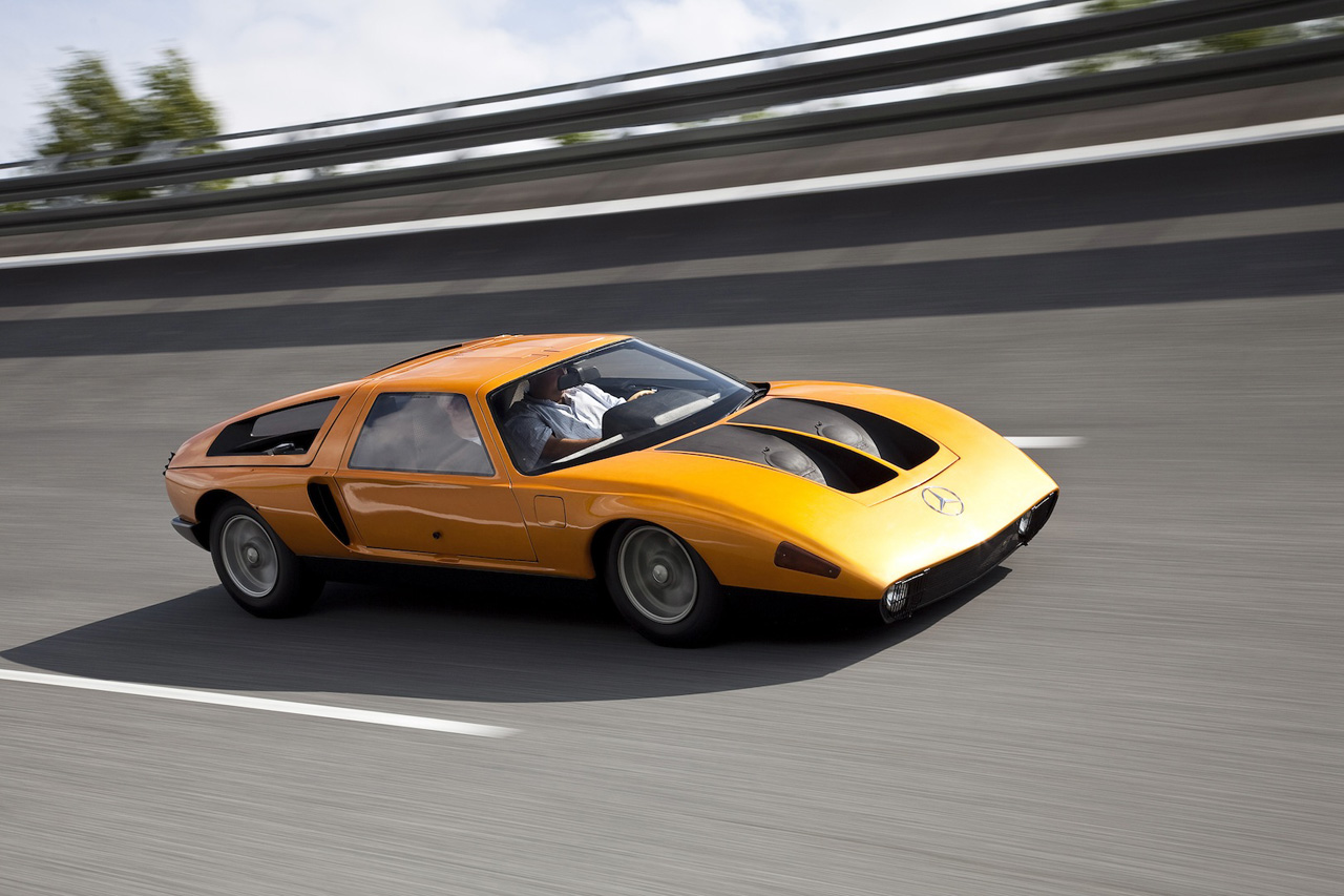 Gwa Tuning Revive Mercedes Benz C111 Ciento Once