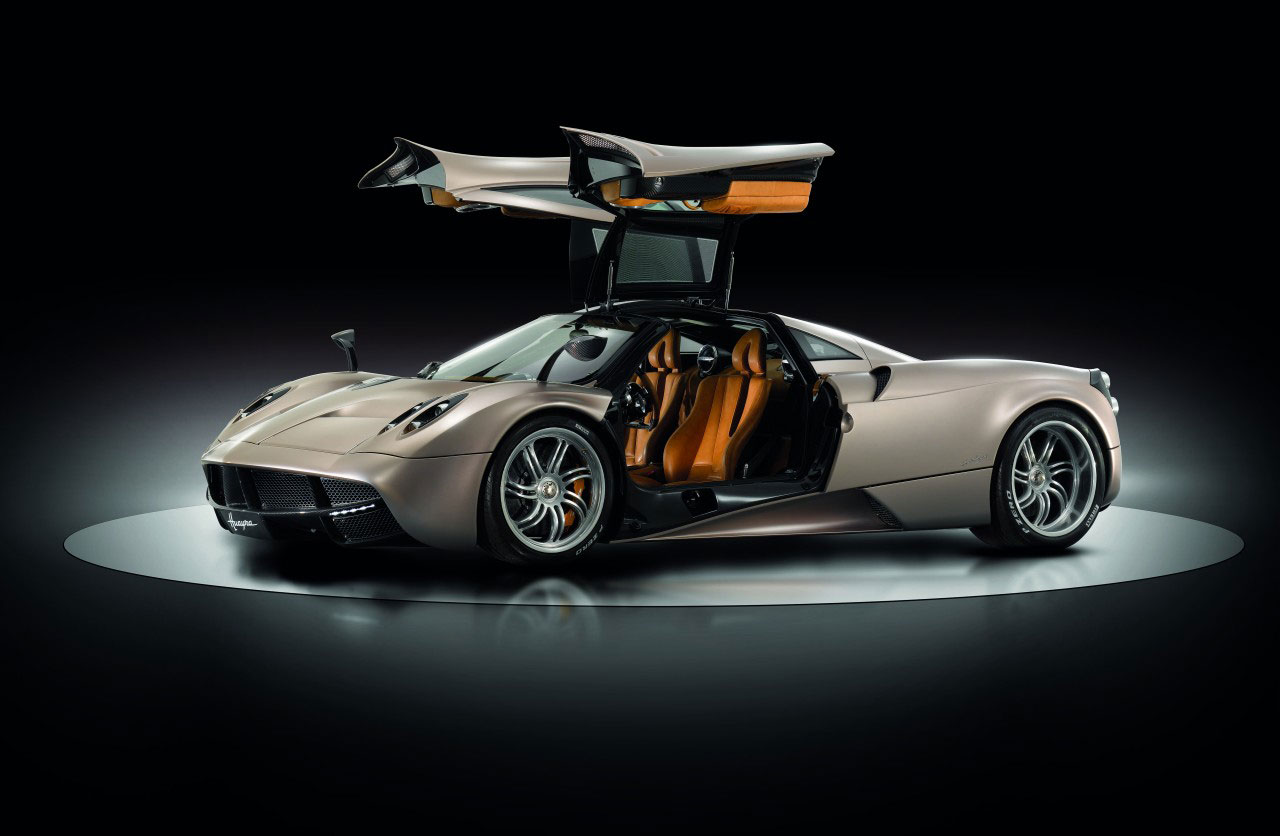 pagani huayra how to draw non time