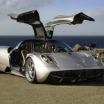Pagani Huayra –  Zonda Successor with Gullwing Doors