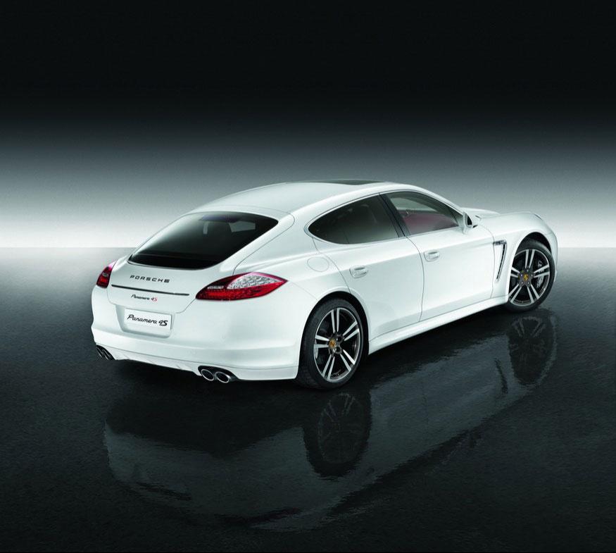 Porsche Panamera 4s Black. Porsche Panamera 4S Exclusive