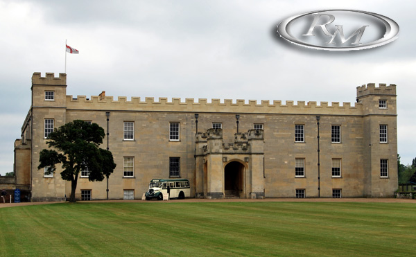 RM Auctions Selects Salon Prive at Syon Park for All-new &#8220;Quintessentiallly English&#8221; UK Sale