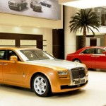 Abu Dhabi Motors Offers Arizona Sun Rolls-Royce Ghost