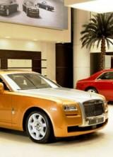 Abu Dhabi Motors Offers Arizona Sun Rolls-Royce Ghost