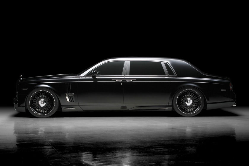 Rolls Royce Phantom Sports Line Black Bison Edition By