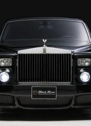 Rolls-Royce Phantom Sports Line Black Bison Edition by Wald International