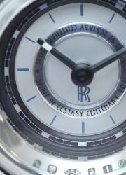 Rolls-Royce Presents Spirit of Ecstasy Centenary Collection