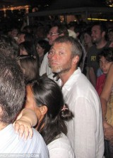 Roman Abramovich's £5 Million New Year's Eve Party