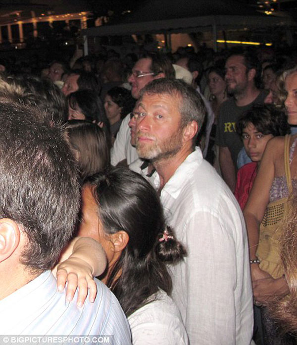 Roman Abramovich&#8217;s 5 Million New Year&#8217;s Eve Party