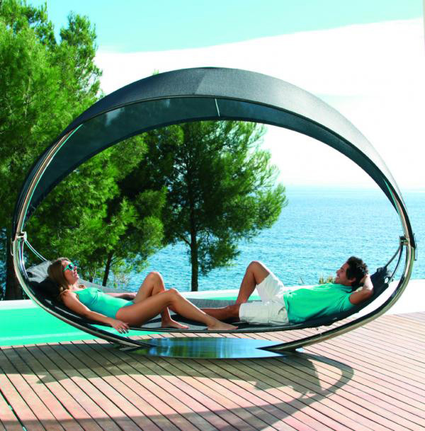 SURF Hammock by Royal Botania for Sheer Comfort and Relaxation