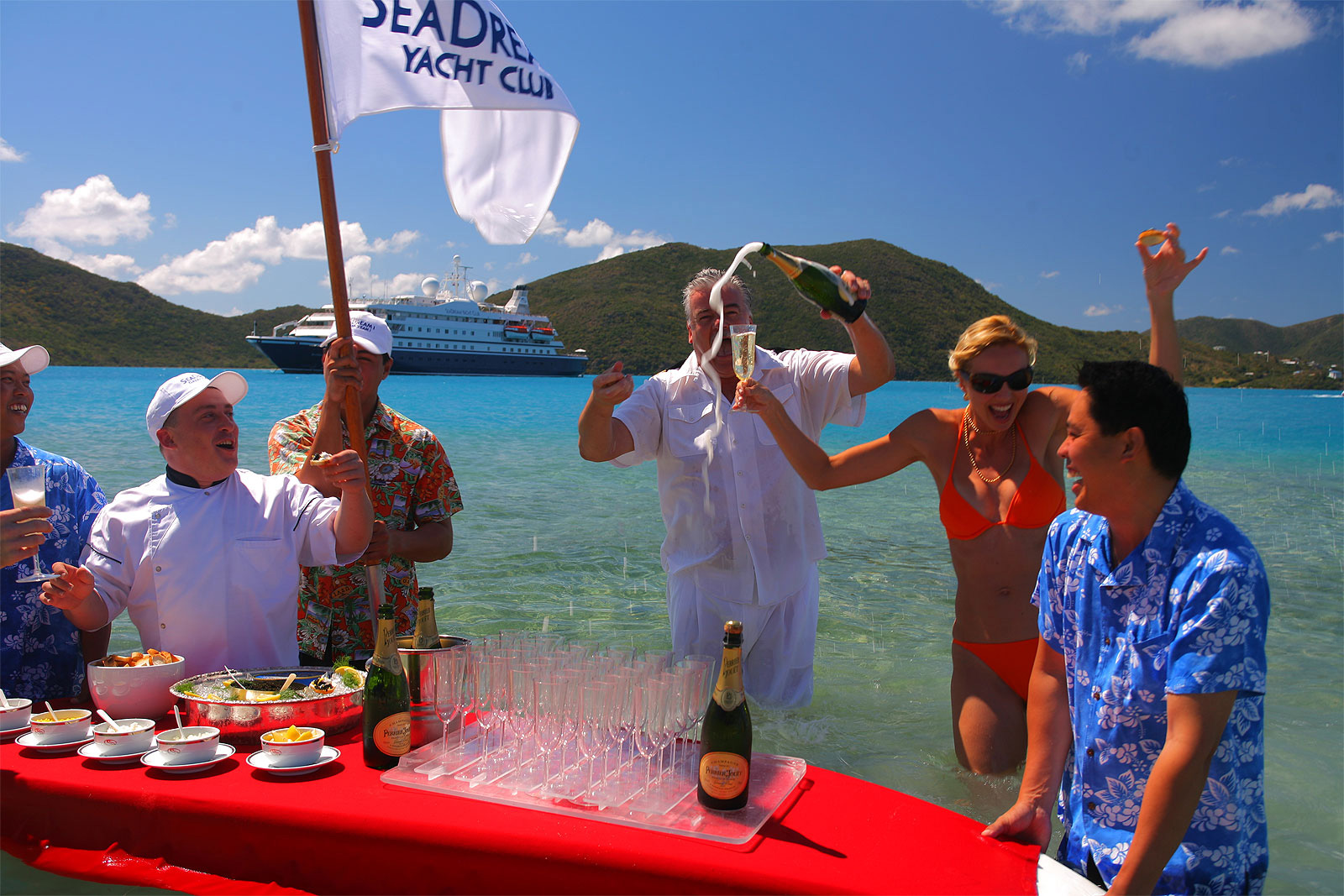 SeaDream Yacht Club – It's Yachting, not Cruising!