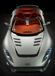 Spyker C8 Aileron Spyder Will be Built Only as a Limited Edition