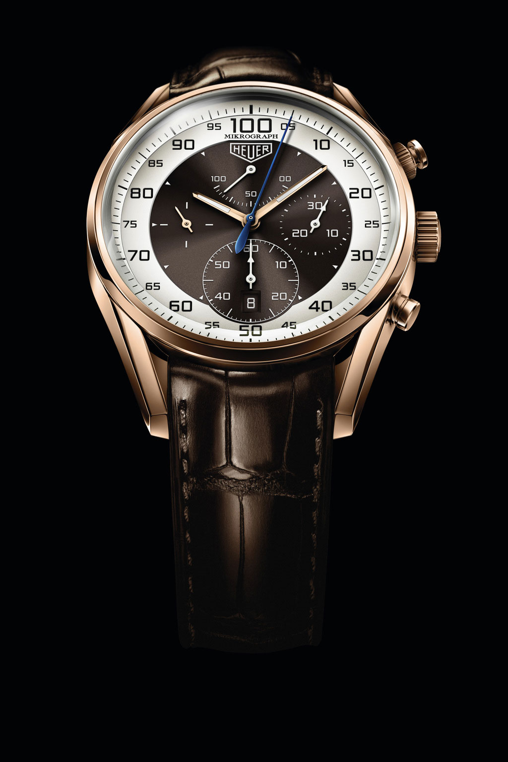 Limited Edition TAG Heuer Carrera Mikrograph Chronograph