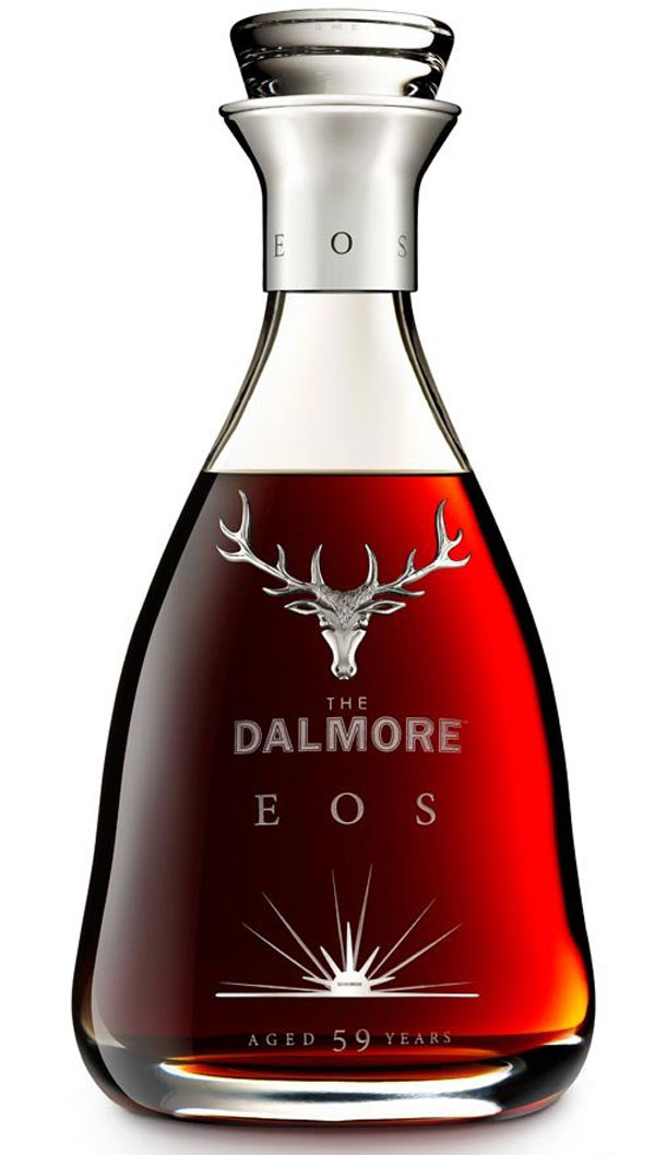 Rare Bottle of the 59 YO Dalmore EOS at the Viking Lines Whisky Fair