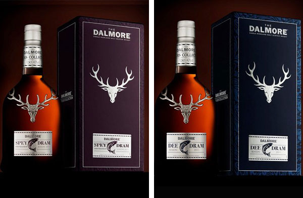 The Dalmore Rivers Collection &#8211; Whiskies for Fishing Enthusiasts