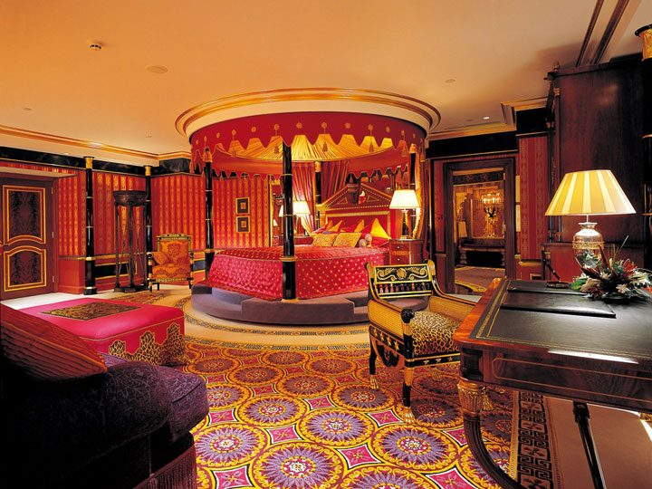 The Royal Suite at Burj Al Arab