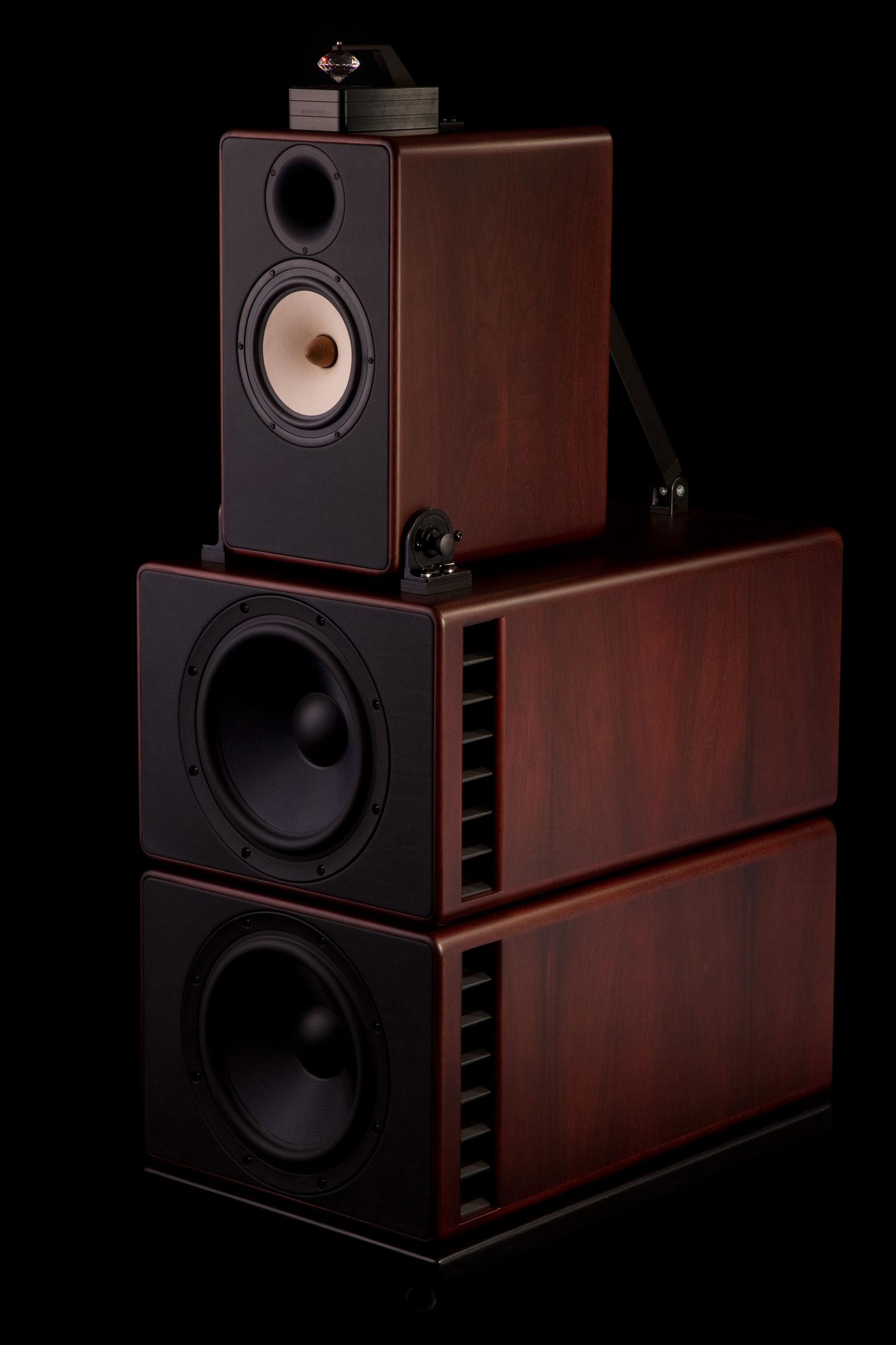 Duke High End Audio Speaker From Trenner Amp Friedl