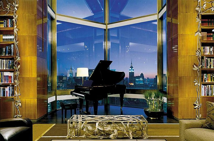 Ty Warner Penthouse at the Four Seasons
