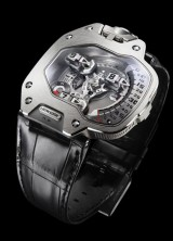 Urwerk UR-110 Torpedo Watch – Unusually Amazing Wristwatch