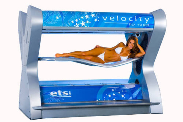Velocity HP1000 Tanning Bed