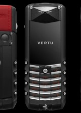 Limited Edition Vertu Ascent Ferrari GT Phone – Designed by Vertu, Inspired by Ferrari
