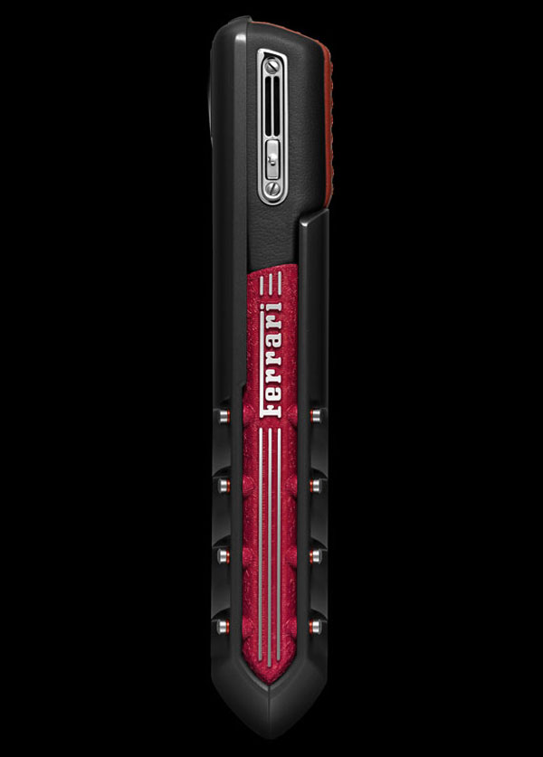 Vertu Ascent Ferrari GT Phone