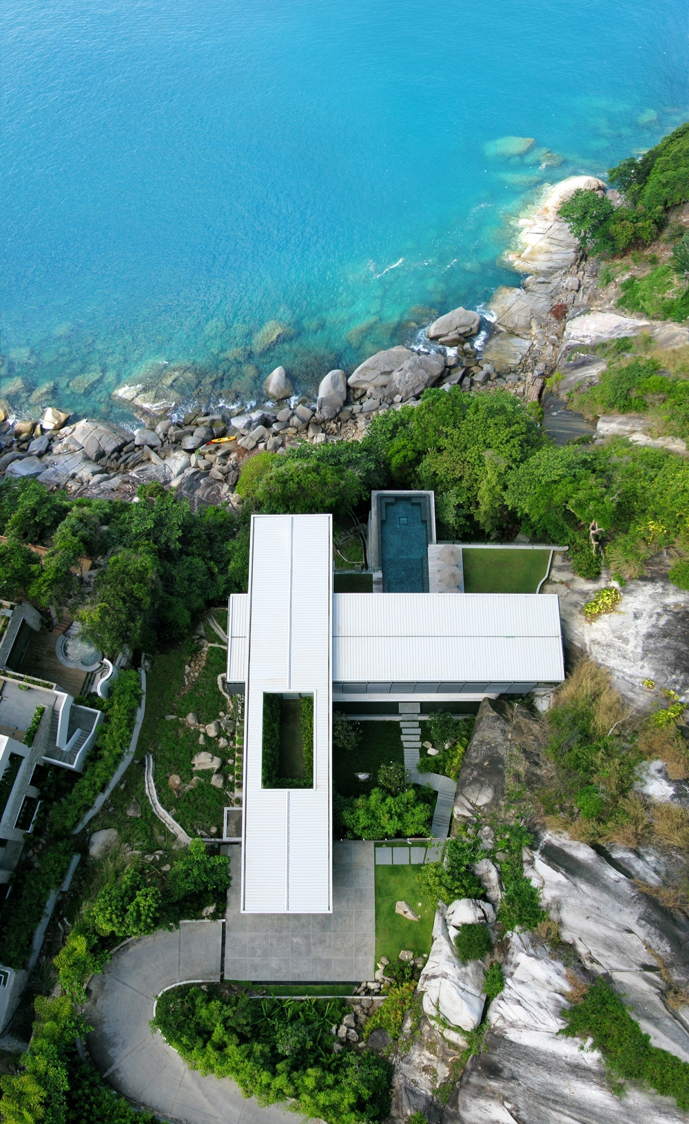 House On The Rocks Villa Amanzi Phuket Thailand