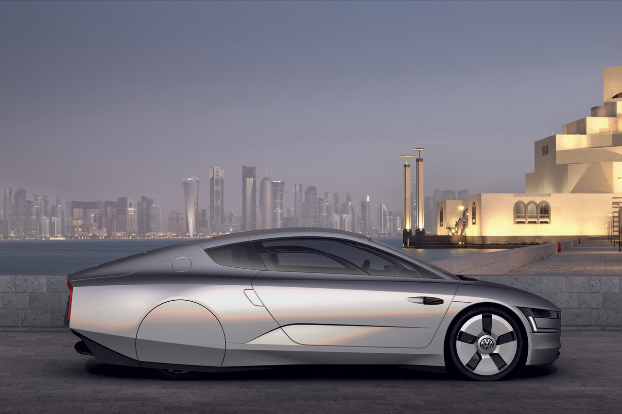 Volkswagen XL1 Concept