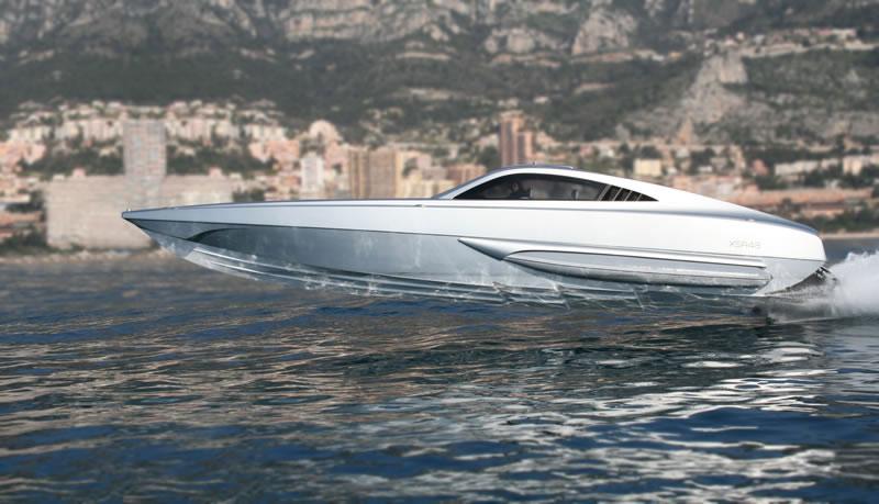 Super Boat XSR48