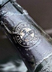 World's Oldest Heidsieck Champagne Found in Shipwreck