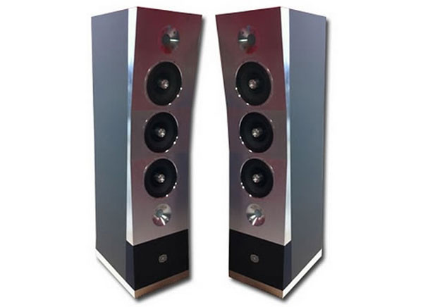 Zu Audio Launches Dominance Speakers at CES 2011