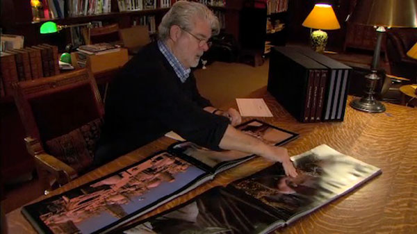 Star Wars: Frames Book - George Lucas' Favorite Picks Stills