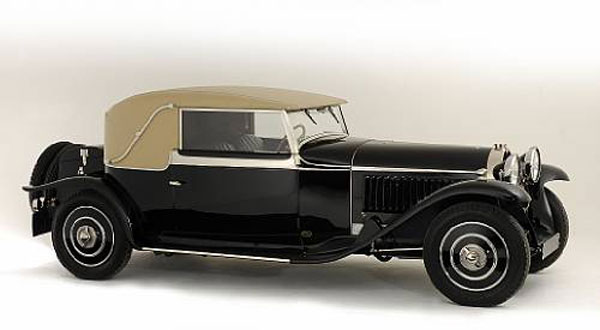 A Grand Sale at the Grand Palais &#8211; Lord Raglan&#8217;s Bugattis Realise Over 1.2M at Bonhams&#8217; Paris Sale