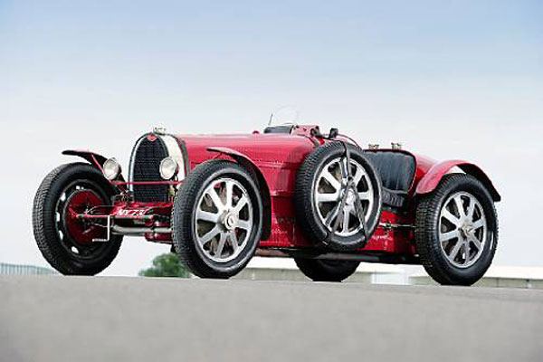 1933 Bugatti Type 51 Grand Prix Two Seater