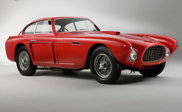 Two Rare Ferraris for Sale at RM Auctions Amelia Island Sale